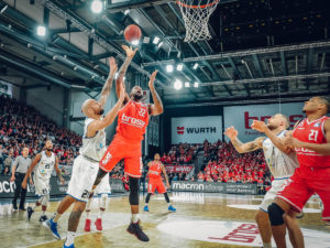 easyCredit BBL 18/19 - 9. Spieltag: Brose Bamberg vs. Science City Jena