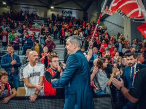 easyCredit BBL 18/19 - 9. Spieltag: Brose Bamberg vs. Science City Jena