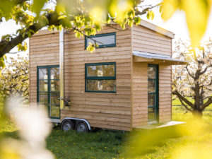 Tiny-House-Siedlung in Bamberg