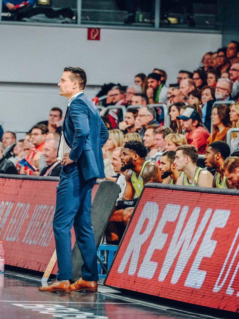 easyCredit BBL 18/19 - 14. Spieltag: Brose Bamberg vs. Medi Bayreuth