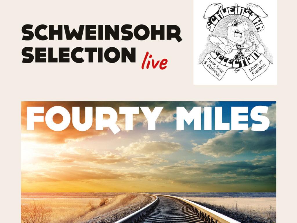 Schweinsohr Selecktion Live CD