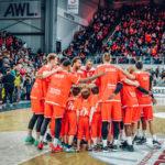 easyCredit BBL 18/19 - 16. Spieltag: Brose Bamberg vs. RASTA Vechta