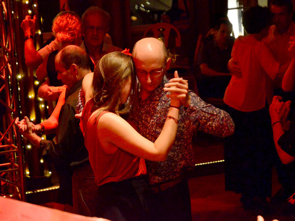 Tangoball Januar