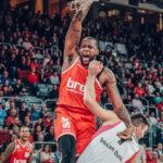 MagentaSport BBL Pokal 18/19 - Halbfinale: Brose Bamberg vs. Telekom Baskets Bonn