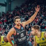 BCL-Saison 18/19 - Gruppe C, 12. Spieltag: Brose Bamberg vs. Telenet Giants Antwerpen