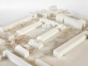 Ausstellung: Kreative Konzepte für Lagarde-Campus