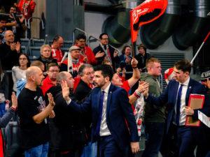 easyCredit BBL 18/19 - 21. Spieltag: Brose Bamberg vs. FRAPORT SKYLINERS