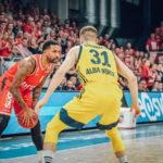 MagentaSport BBL Pokal 18/19 - Finale: Brose Bamberg vs. ALBA BERLIN