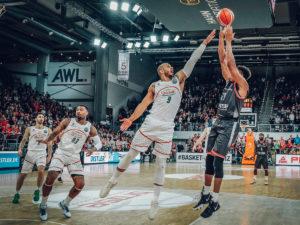 BCL-Saison 18/19 - Achtelfinale: Brose Bamberg vs. Banvit BK