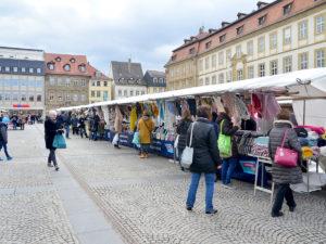 Stoffmarkt Maxplatz