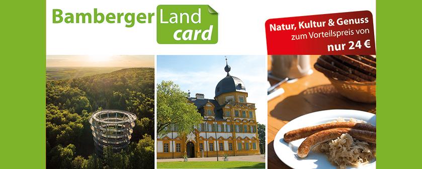 Bamberger Landcard