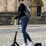 E-Scooter im Bamberg-Test