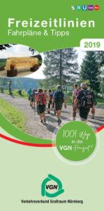 VGN-Gesamtfreizeitlinienfahrplan 2019