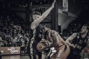 easyCredit BBL 18/19 - 32. Spieltag: Brose Bamberg vs. EWE Baskets Oldenburg