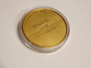 Zivilcourage Medaille