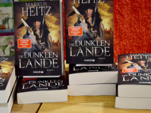 Lesung Markus Heitz bei Osiander