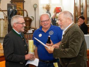 Jubiläum im Fränkischen Brauereimuseum