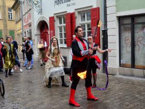 Bamberg zaubert Eroeffnung