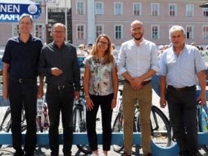 Stadt Bamberg verleiht Radverkehr noch mehr Gewicht