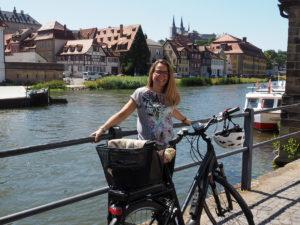 Dagmar Spangenberg ist Bambergs neue Fahrradbeauftragte