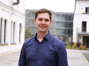OB-Kandidat für 2020: Jonas Glüsenkamp (GAL)