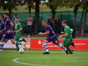 Bayernliga Nord: TSV Abtswind vs. FC Eintracht Bamberg 2010 - Lukas Schmittschmitt