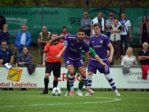 Bayernliga Nord: TSV Abtswind vs. FC Eintracht Bamberg 2010 - Tobias Ulbricht