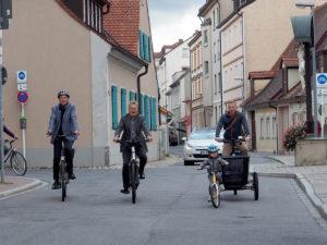 Fahradstrasse Bamberg