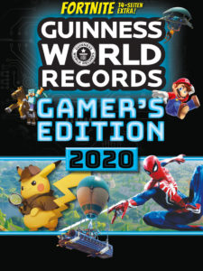 Guinness World Records2020 Gamer's-Edition