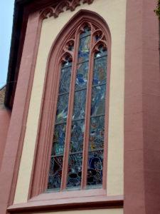 Luepertz Fenster Elisabethenkirche