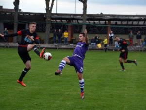 Bayernliga Nord - Saison 2019/2020: Viktoria Kahl vs. FC Eintracht Bamberg 2010 e.V.