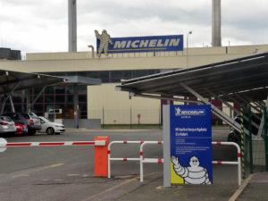 Michelinwerk Hallstadt