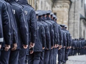 Bundespolizei Vereidigung