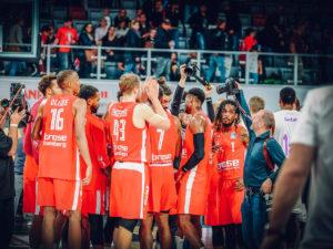 easyCredit BBL 19/20 - 6. Spieltag: Brose Bamberg vs. BG Göttingen