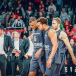BCL-Saison 19/20 - Gruppe C, 4. Spieltag: Brose Bamberg vs. KK Mornar Bar