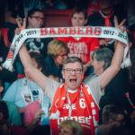 easyCredit BBL 19/20 - 8. Spieltag: Brose Bamberg vs. ratiopharm ulm