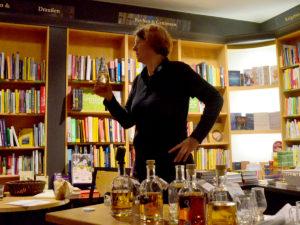 Lesung Kastura Whisky Tasting