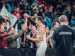BCL-Saison 19/20 - Gruppe C, 8. Spieltag: Brose Bamberg vs. ERA Nymburk