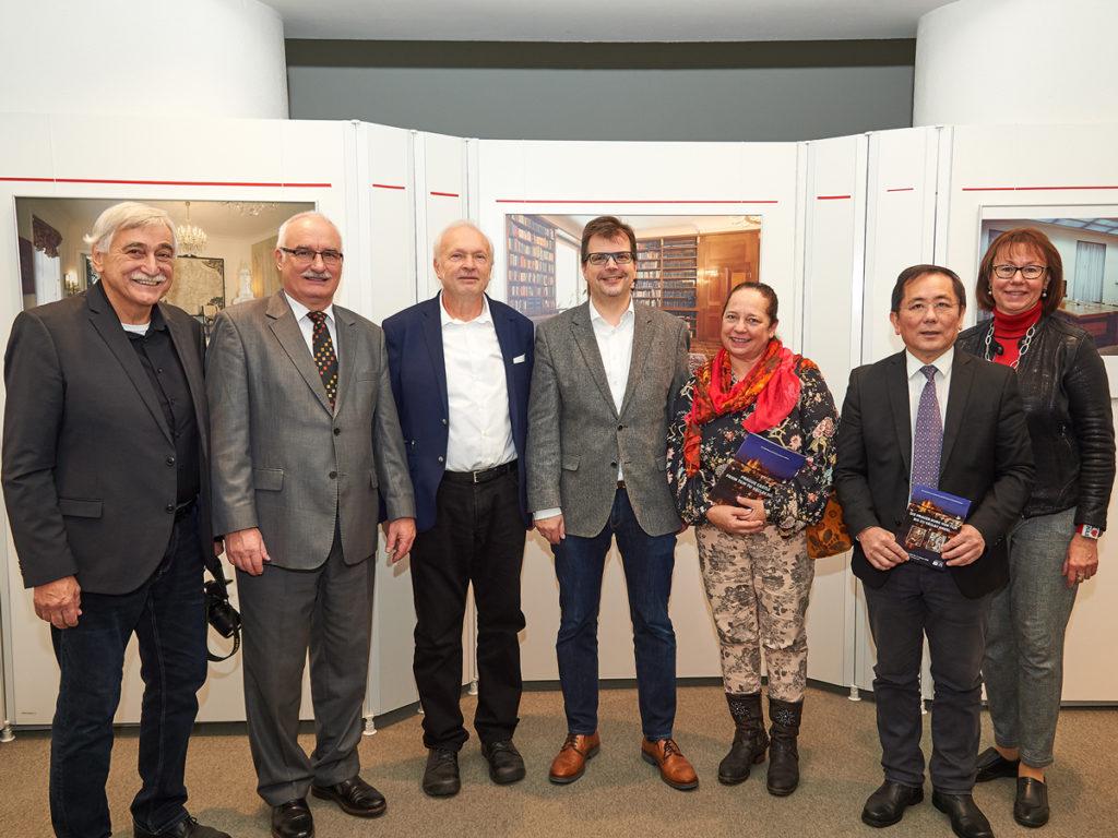 """Ausstellung """"Die Prager Burg von TGM bis zu Václav Havel"""""""
