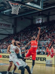 easyCredit BBL 19/20 - 14. Spieltag: Brose Bamberg vs. FC Bayern München Basketball