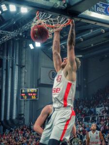 easyCredit BBL 19/20 - 16. Spieltag: Brose Bamberg vs. RASTA Vechta