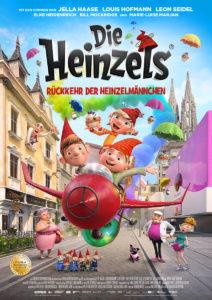 Die Heinzels - Die Rückkehr der Heinzelmännchen