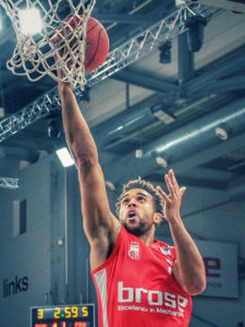 easyCredit BBL 19/20 - 18. Spieltag: Brose Bamberg vs. FRAPORT SKYLINERS