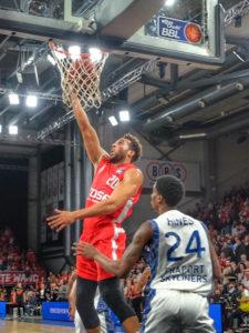 easyCredit BBL 19/20 - 18. Spieltag: Brose Bamberg vs. FRAPORT SKYLINERS