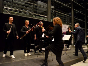 HUK Coburg Verein Piano Windtet