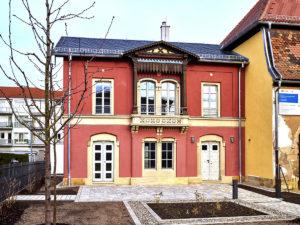 Raulina Gartenhaus