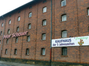 """Peter Schauers """"Kaufhaus der 5 Jahreszeiten"""" in Bamberg schließt"""