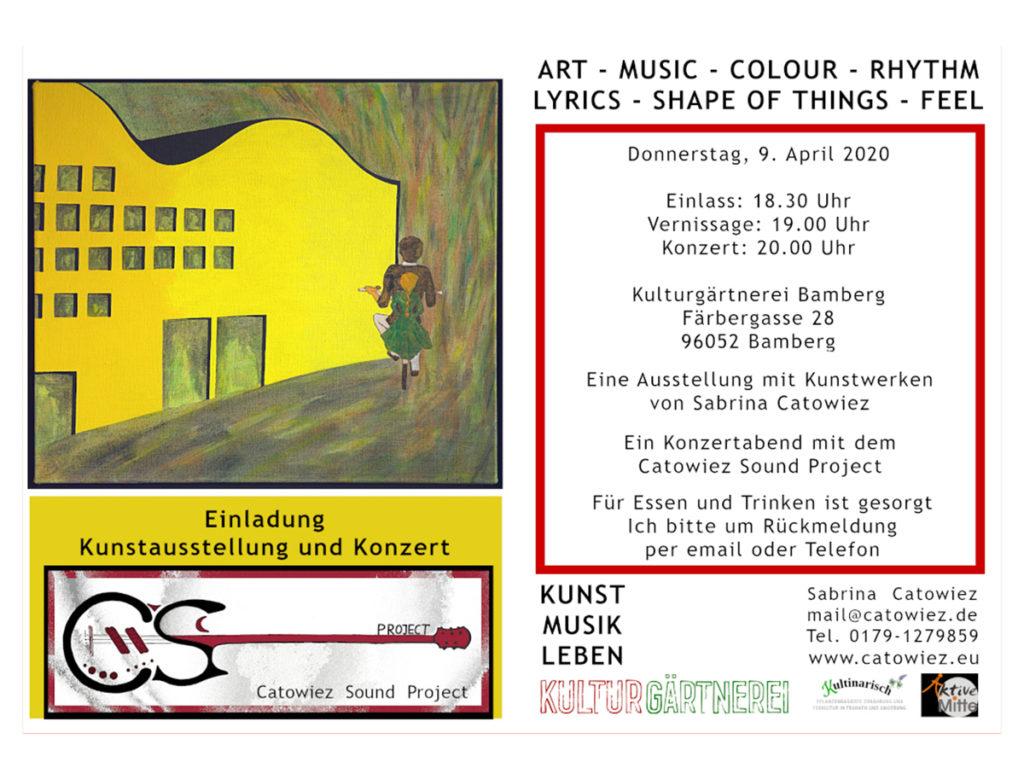 Kulturgärtnerei Ausstellung