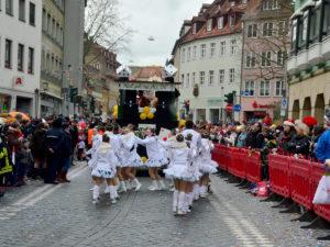 Faschingsumzug Bamberg