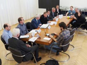 Coronavirus: Pressekonferenz im Rathaus Maxplatz